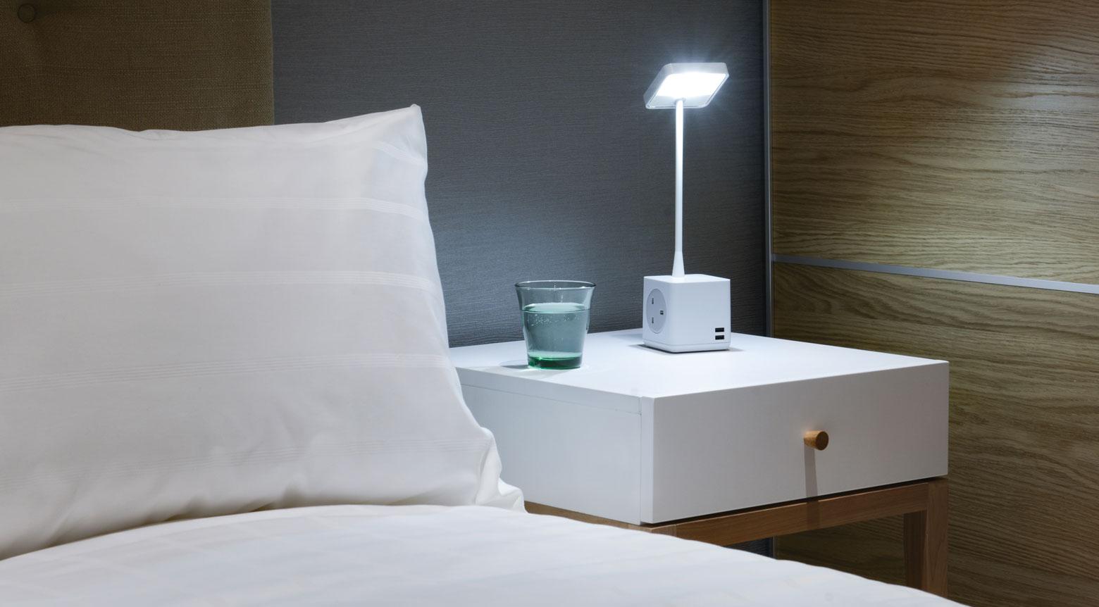 Cubert-bedside