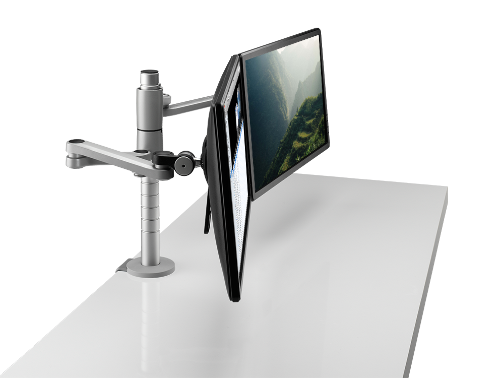 Daisyone Dual Monitor Arms Colebrook Bosson Saunders