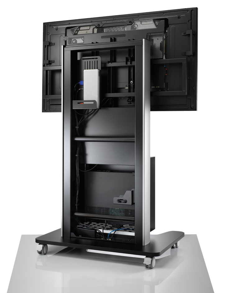 With High Capacity Media Storage Capability, AV/VC One Is Able To  Conveniently House A Range Of Technology Elements, Including 19u201d Rack Mount  Equipment To ...
