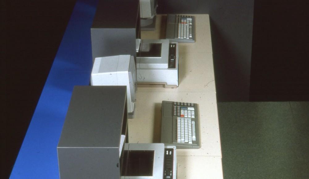 Banking-desk-setups